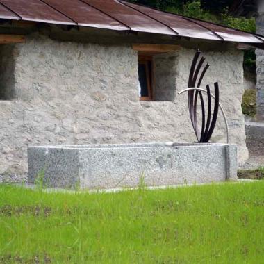 Fontana Malga di Presson Bassa