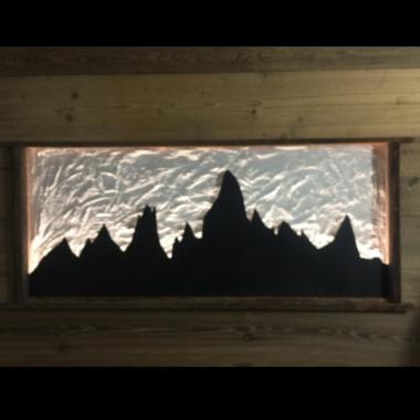 rivestimento montagne 750 x 750