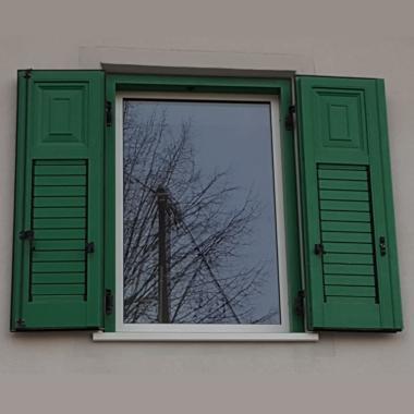 finestra Maurizio Dermulo 750 x 750
