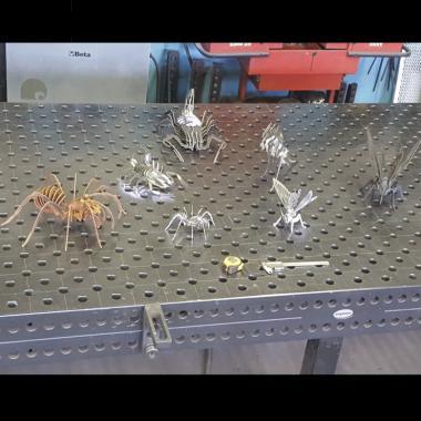 Animali 3d 750 x 750