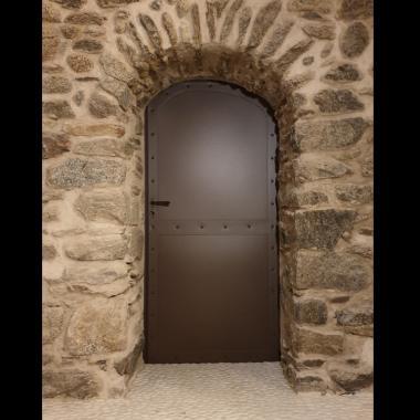 Porta cantina Tevini 750 x 750
