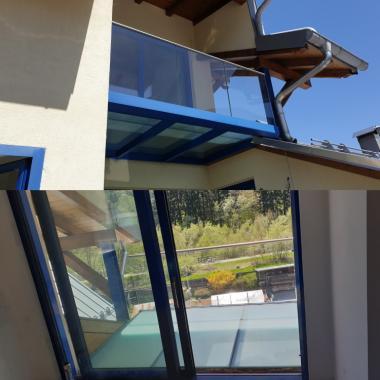 terrazza app. Andrea 750 x 750